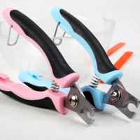 Pet Nail Clipper With Nail File - Mr Fluffy Singapore Online Pet Store