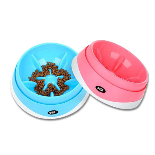 Anti Insect Slow Feeder Pet Bowl - Mr Fluffy Singapore Online Pet Store