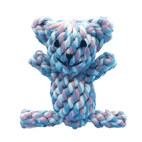 Pet Woven Toy Animal - Mr Fluffy Singapore Online Pet Store