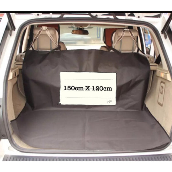 Pet Car Boot Cover - Mr Fluffy Singapore Online Pet Store