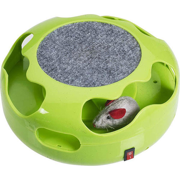 Mouse Chasing Toy For Cats - Mr Fluffy Singapore Online Pet Store