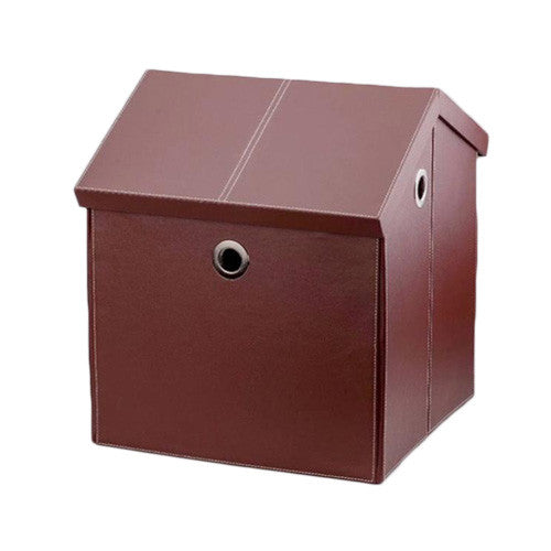 High Quality Synthetic Leather Pet House - Mr Fluffy Singapore Online Pet Store