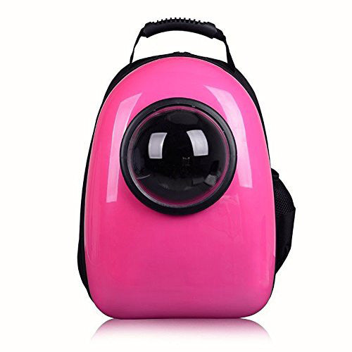 Astronaut Pet Backpack / Carrier Hard Case - Mr Fluffy Singapore Online Pet Store