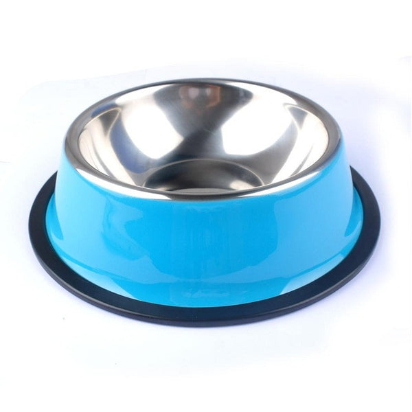 Stainless Steel Pet Bowl - Mr Fluffy Singapore Online Pet Store