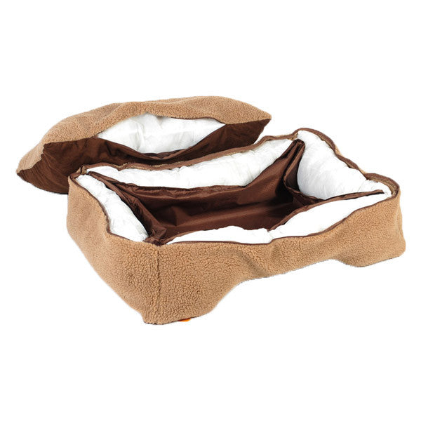 XXL Cushion Pet Bed For Large Pets - Mr Fluffy Singapore Online Pet Store