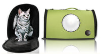 Astronaut Pet Carrier / Bubble Cat Carrier - Mr Fluffy Singapore Online Pet Store
