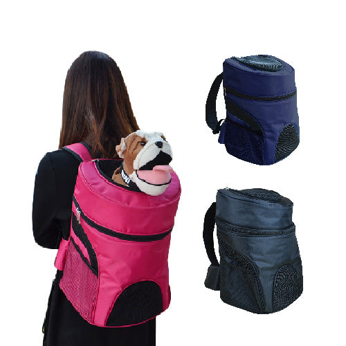 Large Pet Backpack Carrier For 9kg Pets - Mr Fluffy Singapore Online Pet Store
