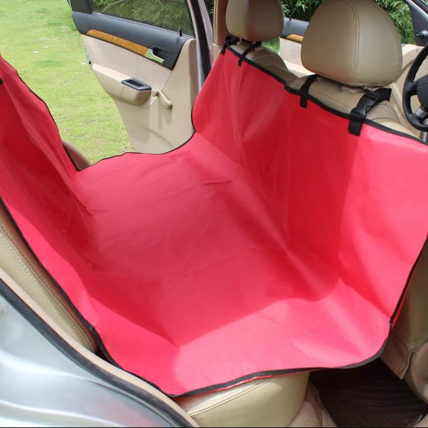 Pet Car Back Seat Hammock - Mr Fluffy Singapore Online Pet Store