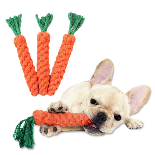 Pet Woven Toy Fruit - Mr Fluffy Singapore Online Pet Store