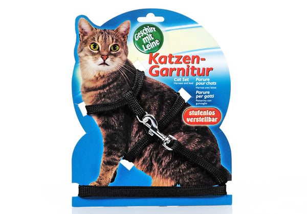 Cat Leash - Mr Fluffy Singapore Online Pet Store