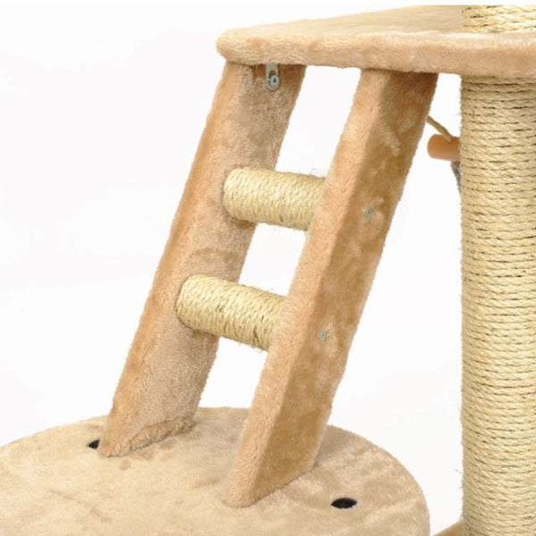 6-Tier Cat Climbing Tree / Playhouse - Mr Fluffy Singapore Online Pet Store