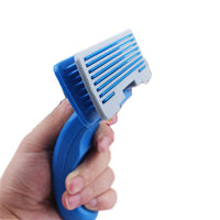 Pet Shedding Brush Comb Lite - Mr Fluffy