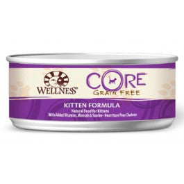 Wellness Core Canned Cat Food 5.5oz (6 Cans) - Mr Fluffy Singapore Online Pet Store