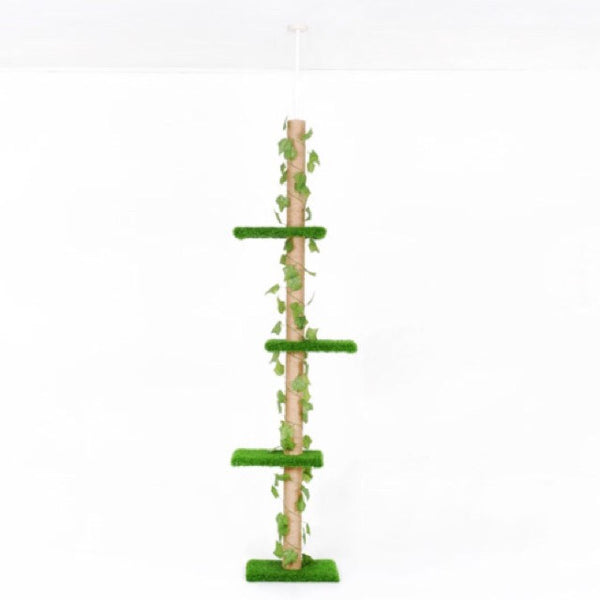 High Quality Ceiling High Cat Tree / Pole - Mr Fluffy Singapore Online Pet Store