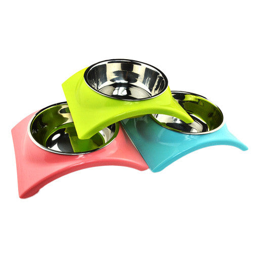 Elevated Pet Bowl - Mr Fluffy Singapore Online Pet Store