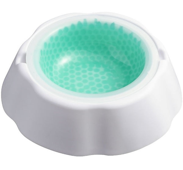 Frosty Cold Water Pet Bowl - Mr Fluffy Singapore Online Pet Store