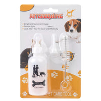 Pet Milk Bottle 50ml - Mr Fluffy Singapore Online Pet Store