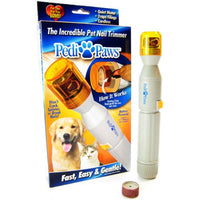 Pedi Paws Automatic Nail Trimmer - Mr Fluffy
