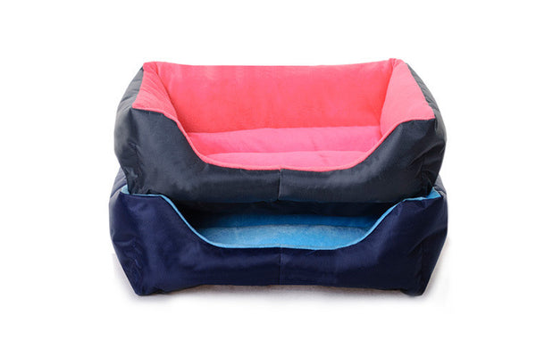 Plain Pet Cushion / Bed with Waterproof Based - Mr Fluffy Singapore Online Pet Store