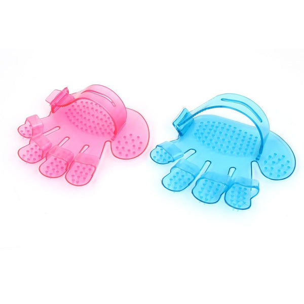 Pet Scrub Massage Glove - Mr Fluffy Singapore Online Pet Store