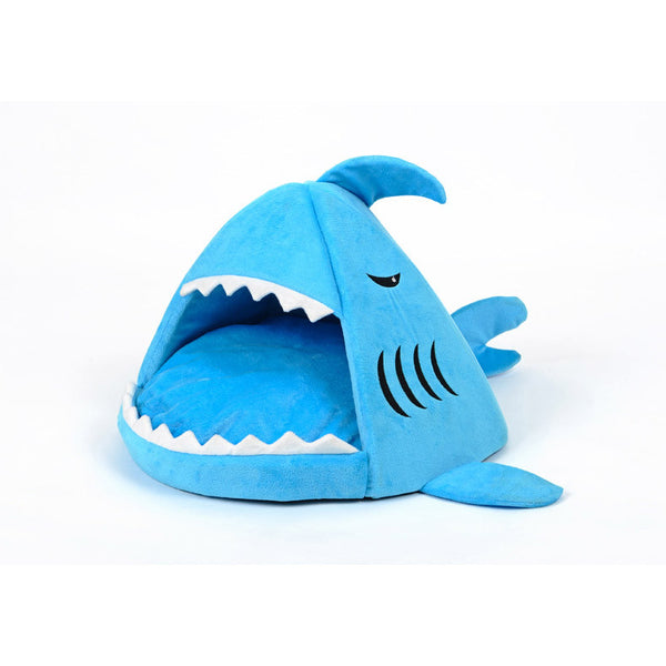 Shark Pet Bed - Mr Fluffy Singapore Online Pet Store