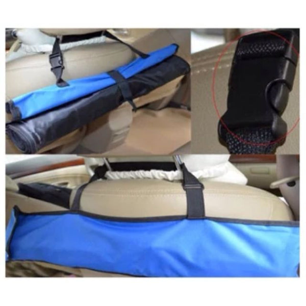 Pet Car Single Back Seat Cover - Mr Fluffy Singapore Online Pet Store
