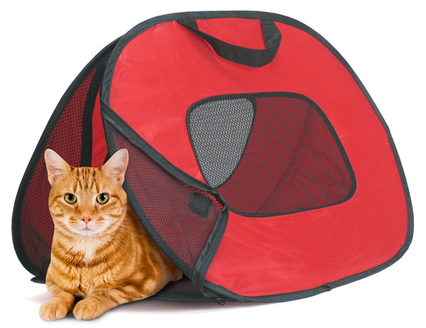 Foldable Pet Carrier Net - Mr Fluffy Singapore Online Pet Store