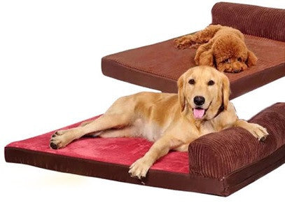Spine Support Pet Mattress / Bed - Mr Fluffy Singapore Online Pet Store