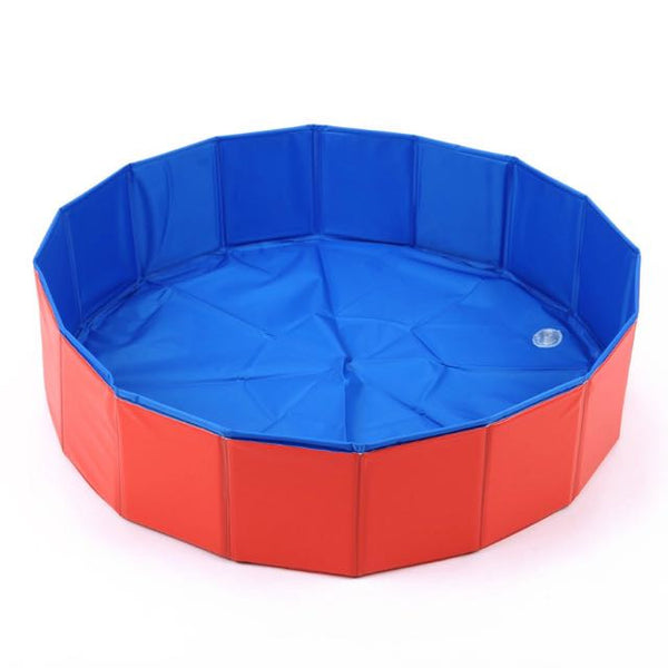 Portable Bath Tub / Swimming Pool for Pets - Mr Fluffy