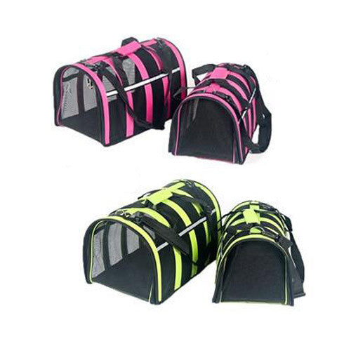 Pet Carrier Best Ventilation - Mr Fluffy Singapore Online Pet Store