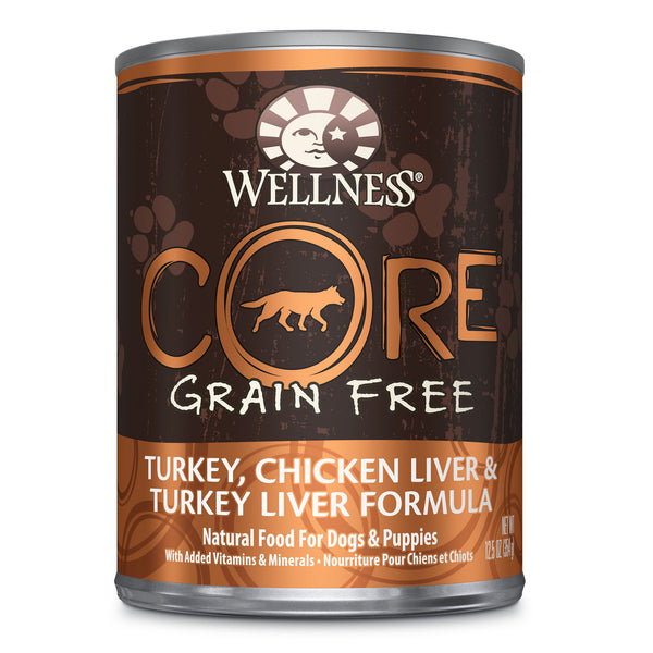 Wellness Core Canned Dog Food 12.5oz - Mr Fluffy Singapore Online Pet Store