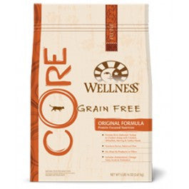 Wellness Core (Grain Free) 12lbs Cat Food - Mr Fluffy Singapore Online Pet Store