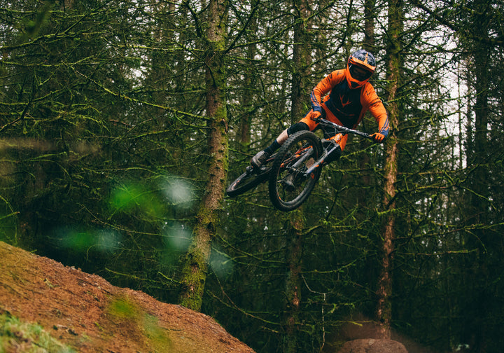 Whyte Bikes signs Sam Shucksmith as racer and engineer