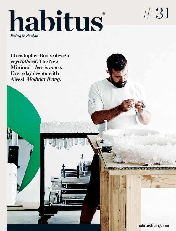 habitus Issue 31 . 2016