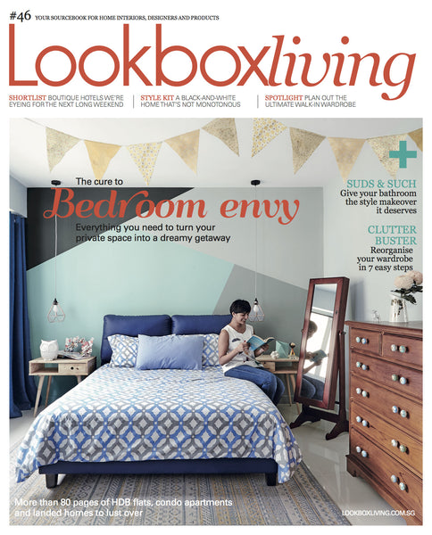 Lookbox Living Issue 46 . 2016