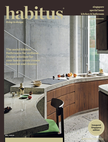 habitus singapore special issue . 2015