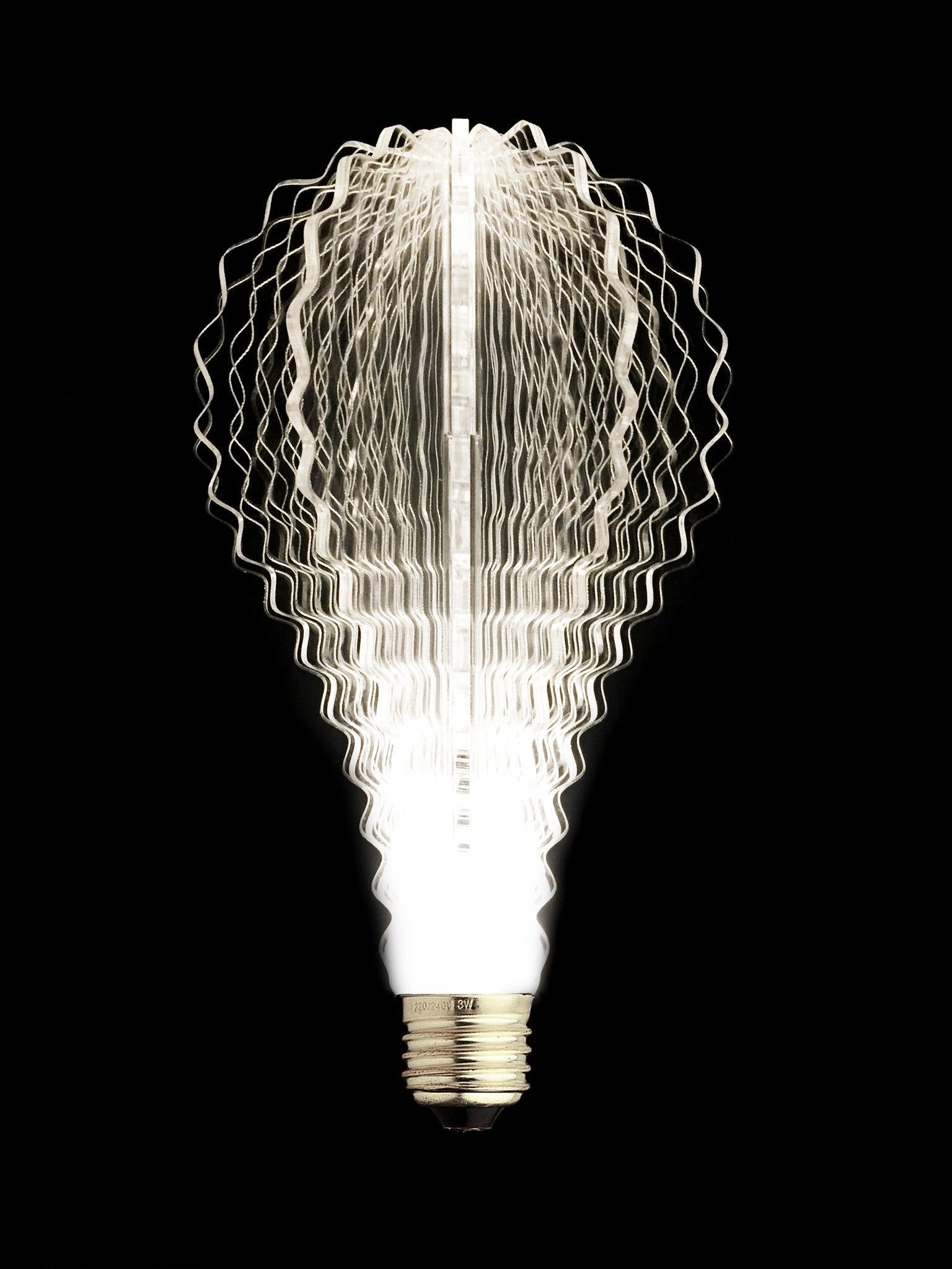 WAVE . CLASSIC LIGHTING BULBS . DESIGN 1 + 1 . HONG KONG DESIGNER