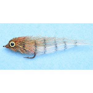 LITTLE MINNOW SHADED - BACK COUNTRY - PLASTIC EYES LITTLE MINNOW SHADED - BACK COUNTRY