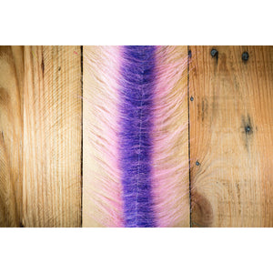 "EP Craft Fur Brush 3"" - Hot Pink & Purple"