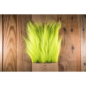 Extra Select Craft Fur - Chartreuse