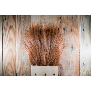 Extra Select Craft Fur - Orangutan Rust