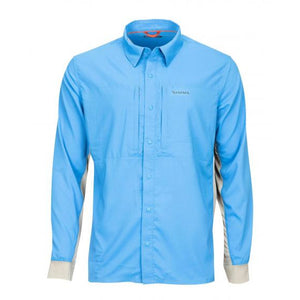 INTRUDER® BICOMP LS SHIRT - Pacific