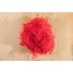 Krystal Hackle (Medium) - Red