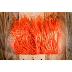 Pseudo Hair - Fiery Hot Red