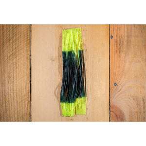 Crazy Legs - Black/Yellow Chartreuse