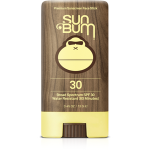 Sun Bum Original SPF 30 Sunscreen Face Stick - 0.45oz