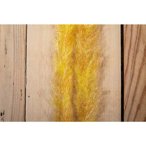 "Flash Blend Baitfish Brush 2"" - Bleeding Yellow"