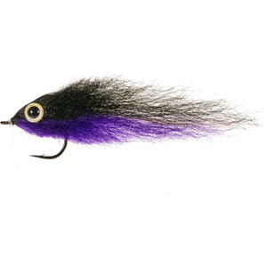 Enrico Puglisi Floating Minnow - Black & Purple - Size 2/0