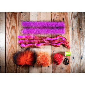 Megalolipop HD DIY Kit - Pink & Orange