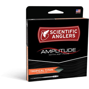 Scientific Anglers - AMPLITUDE TROPICAL TITAN